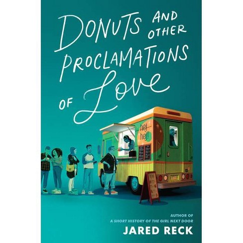 Donuts and Other Proclamations of Love - by  Jared Reck (Hardcover) - image 1 of 1