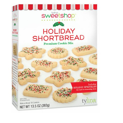 Sweetshop Shortbread Cookies with Sprinkles - 13.5oz - image 1 of 1