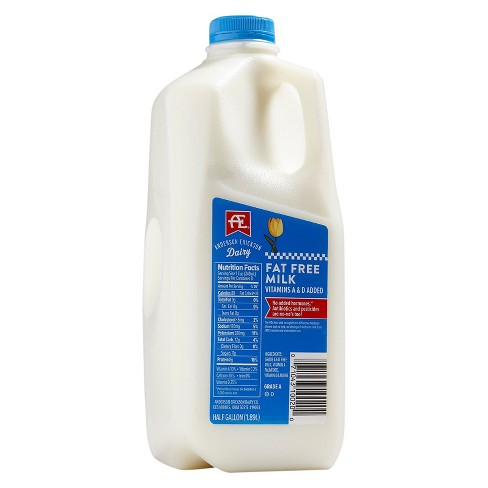 Anderson Erickson Skim Milk - 0.5gal - image 1 of 1