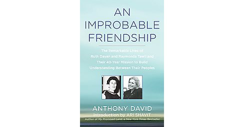 Improbable Friendship : The Remarkable Lives of Israeli Ruth Dayan and Palestinian Raymonda Tawil and - image 1 of 1