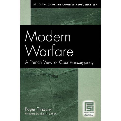 Modern Warfare - (Psi Classics of the Counterinsurgency Era) by  Roger Trinquier (Paperback) - image 1 of 1
