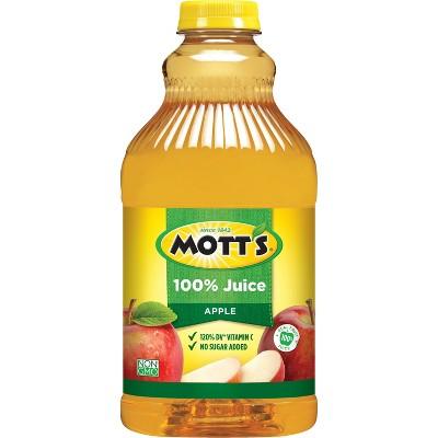Fruit Juice: Mott's