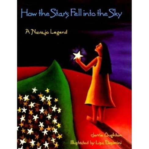 How the Stars Fell Into the Sky - by  Jerrie Oughton (Paperback) - image 1 of 1