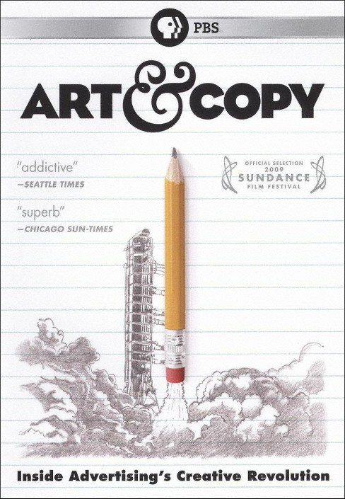 Art & Copy (DVD) - image 1 of 1