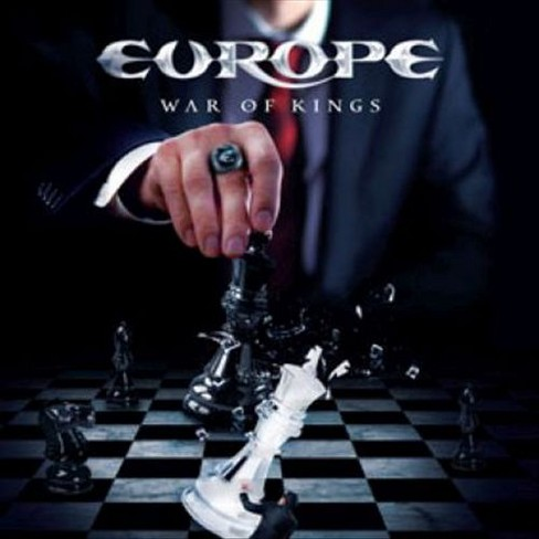Europe - War of kings (CD) - image 1 of 1