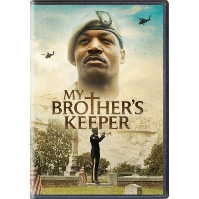 My Brother's Keeper (DVD)(2021)