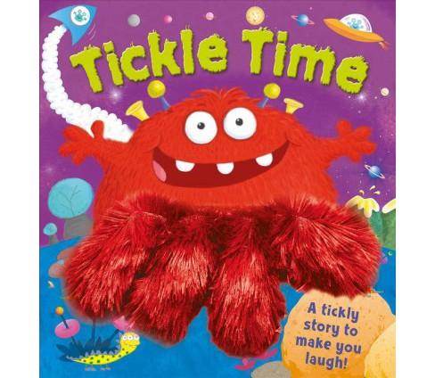 Tickle Time -  (Hardcover) - image 1 of 1
