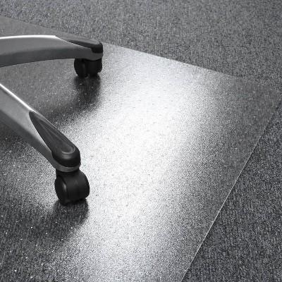 "35""x47"" Rectangular Ulti Mat For Plush Pile Carpets - Cleartex : Target"