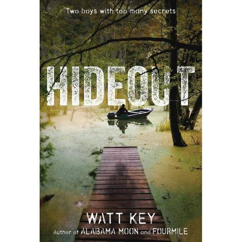 Hideout - by  Watt Key (Paperback) - image 1 of 1