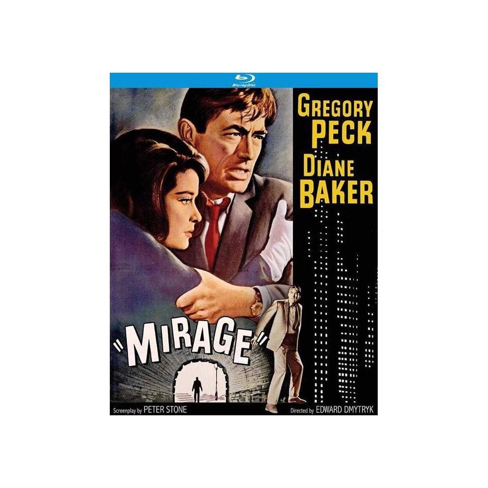 Mirage Blu Ray