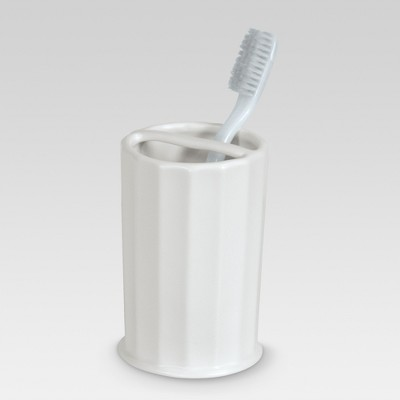 Toothbrush Holder White - Threshold™