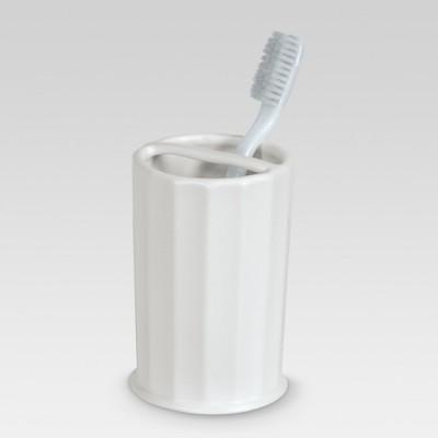 Toothbrush Holder White - Threshold™