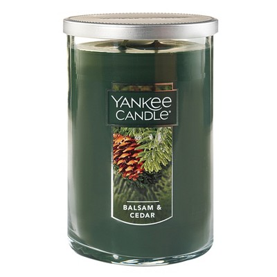 Yankee Candle® - Balsam & Cedar Large Tumbler Candle 22oz