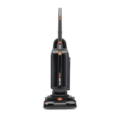 Hoover Commercial CH53005 Task Vac 12 Amp Hard Bag Lightweight Upright Vacuum