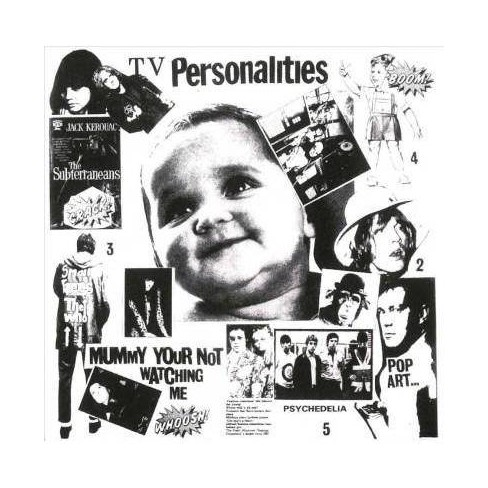 Television Personalities - Mummy You're Not Watching Me (CD) - image 1 of 1