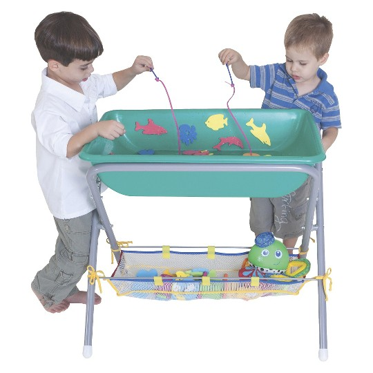 Edushape X-Stand - Stand for Activity Tubs image number null