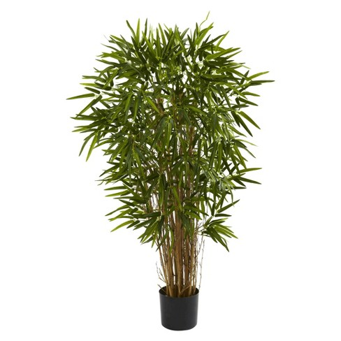 Nearly Natural 4' Twiggy Bamboo Tree - image 1 of 3