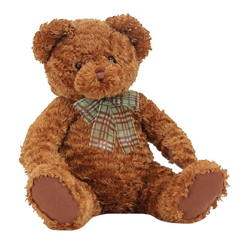 Melissa & Doug® Chestnut - Classic Teddy Bear Stuffed Animal - image 1 of 2
