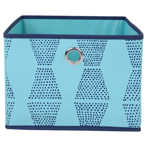 Fabric Drawer - Turquoise - Room Essentials™ - image 1 of 3