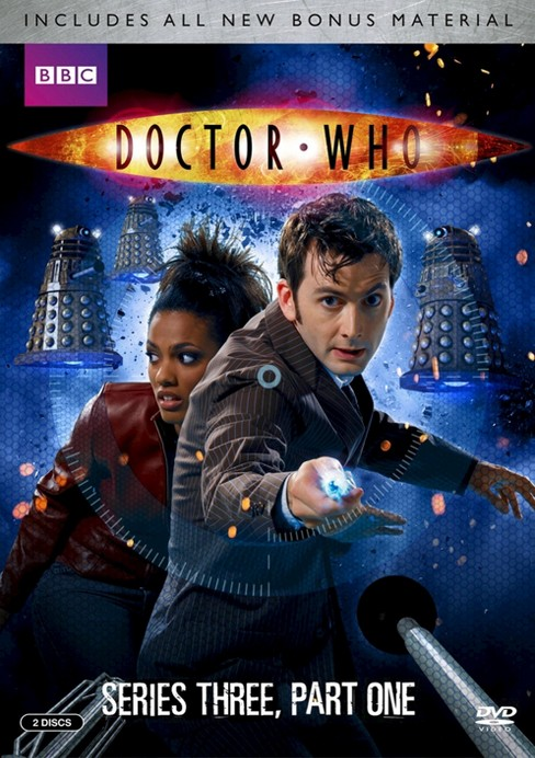 Doctor Who: Series Three, Part One [2 Discs] - image 1 of 1