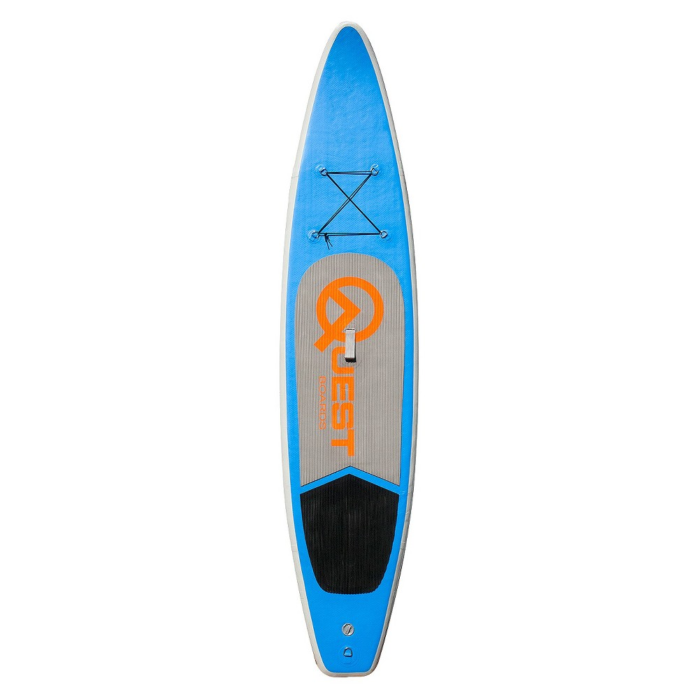 Durable Inflatable Sup - Blue (11'), Multi-Colored