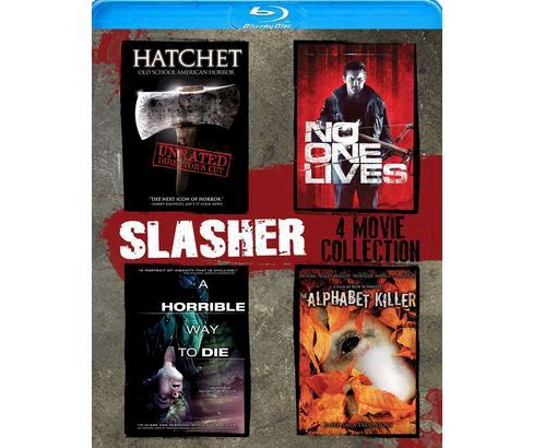 Hatchet/No One Lives/Horrible Way To (Blu-ray) - image 1 of 1