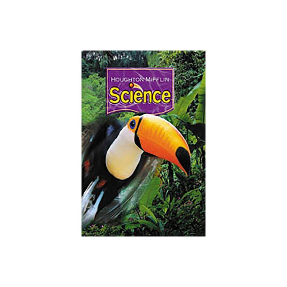 Houghton Mifflin Science - (Paperback)