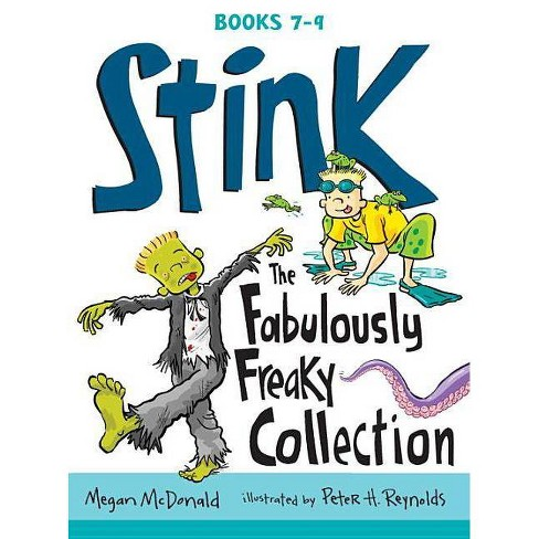 Stink: The Fabulously Freaky Collection - by  Megan McDonald (Paperback) - image 1 of 1