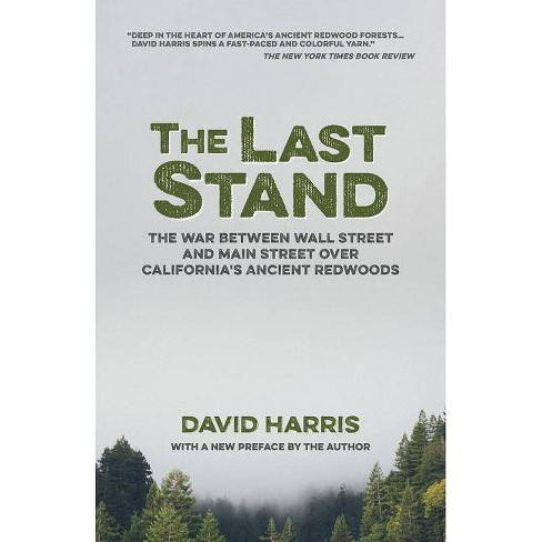 The Last Stand - by  David Harris (Paperback) - image 1 of 1