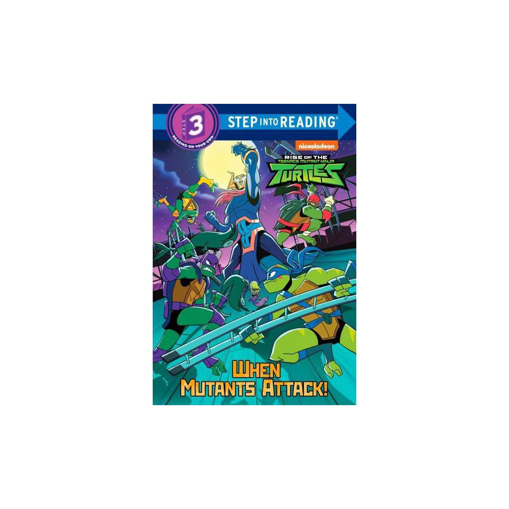 When Mutants Attack! - (Step into Reading. Step 3) by David Lewman (Hardcover)