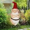 "13.7"" Resin Naked Ned Garden Gnome - Exhart - image 2 of 4"