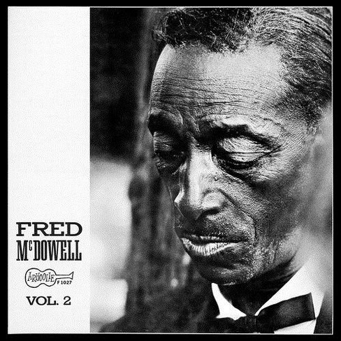 Mississipp Mcdowell - Fred Mcdowell:Vol 2 (Vinyl) - image 1 of 1