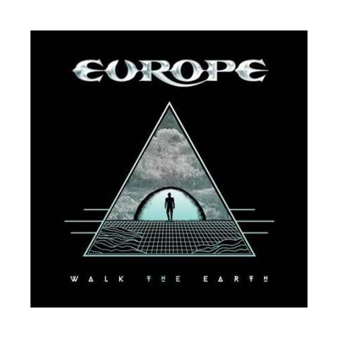 Europe - Walk The Earth (CD) - image 1 of 1
