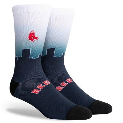 MLB Boston Red Sox Sky Crew Socks - L