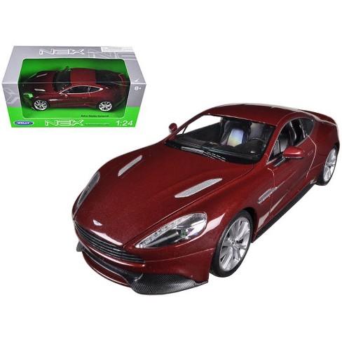 Aston Martin Vanquish Bronze 1 24 Diecast Car Model Target