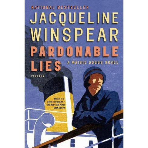 Pardonable Lies - (Maisie Dobbs Mysteries) by  Jacqueline Winspear (Paperback) - image 1 of 1