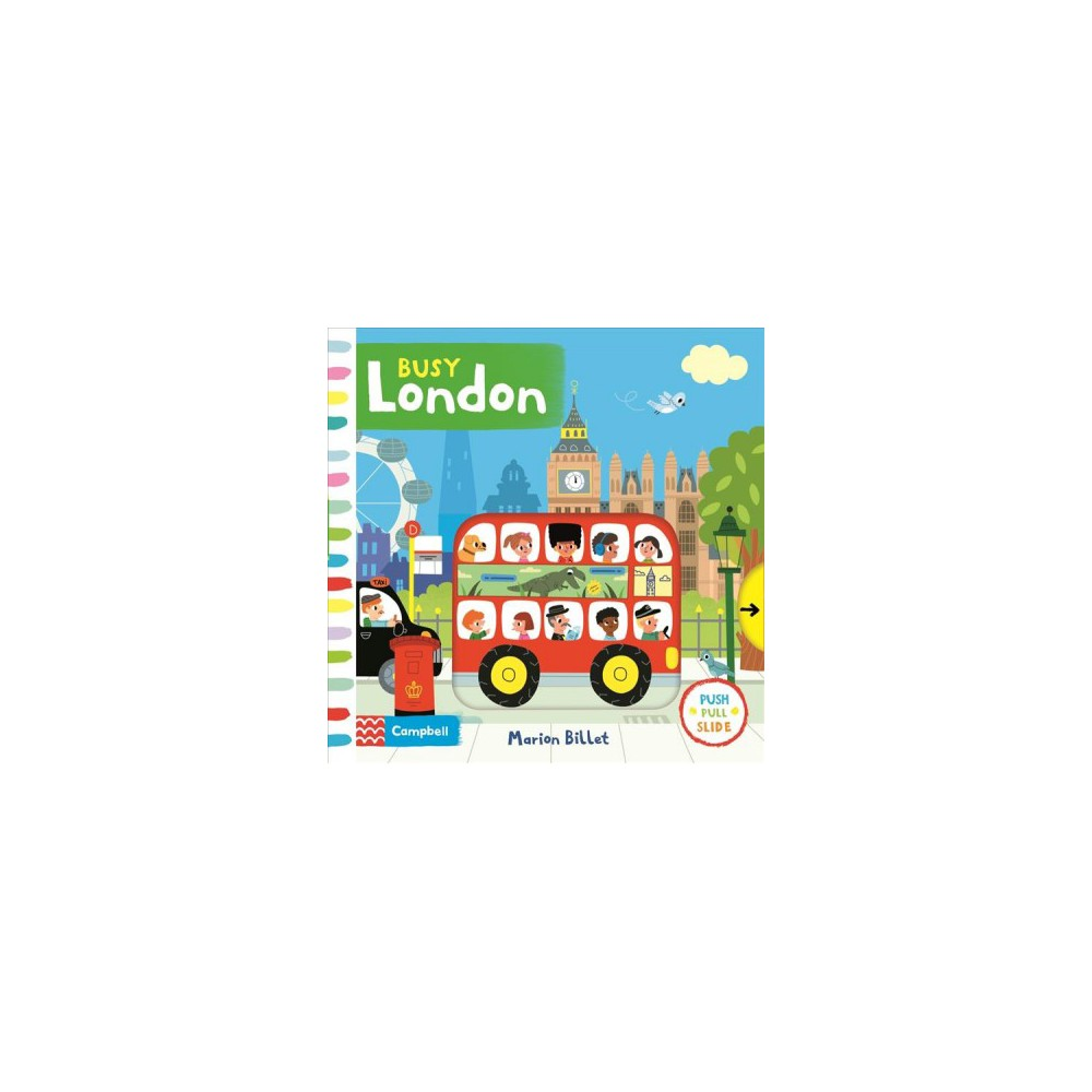 Busy London - Brdbk (Hardcover)