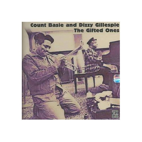 C Basie &  D Gillespie - Gifted Ones (CD) - image 1 of 1