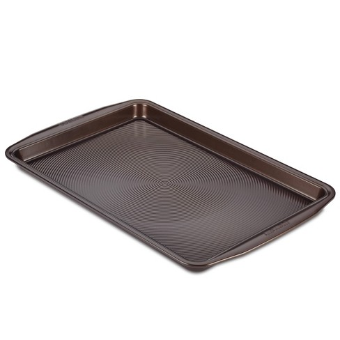 Circulon Nonstick Cookie Sheet Set Chocolate Brown - image 1 of 4