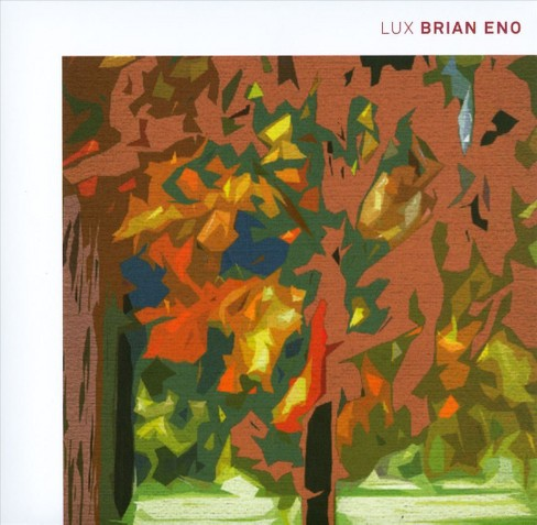 Brian eno - Lux (CD) - image 1 of 1
