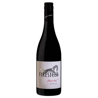 Firesteed Pinot Noir Red Wine - 750ml Bottle