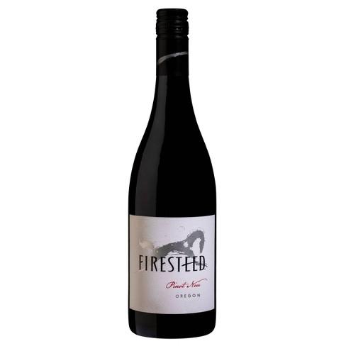Firesteed Pinot Noir Red Wine - 750ml Bottle - image 1 of 4
