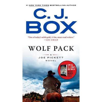Wolf Pack - (Joe Pickett Novel) by  C J Box (Paperback)