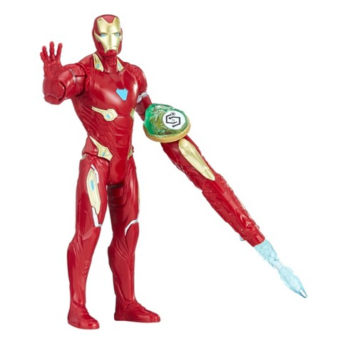Marvel Avengers: Infinity War Iron Man with Infinity Stone - image 1 of 7