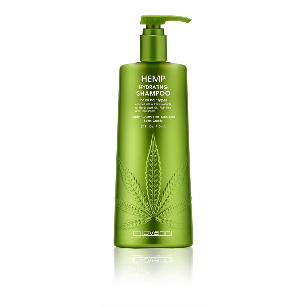 Giovanni Hemp Hydrating Shampoo 24 Fl Oz
