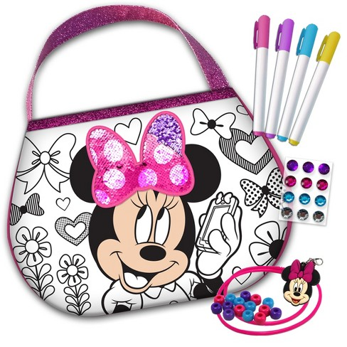 Minnie Mouse Color N Style Purse Target