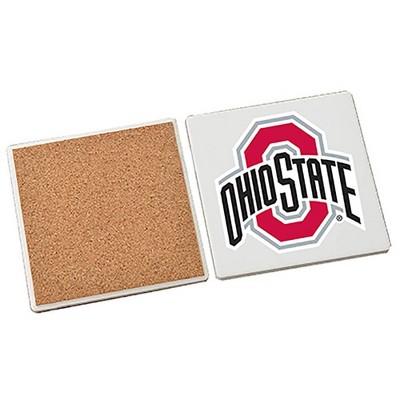 NCAA Ohio State Buckeyes Stone Coasters