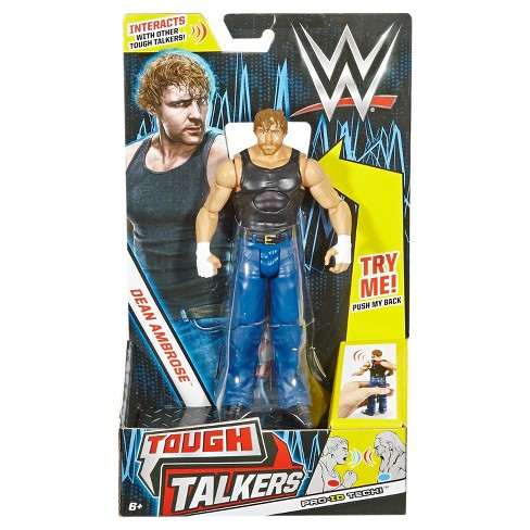 WWE Tough Talkers Dean Ambrose Action Figure - image 1 of 2