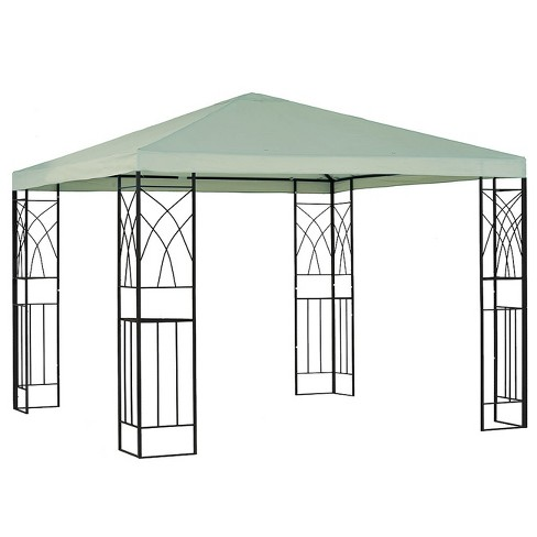 10' Tivoli Replacement Gazebo Canopy - Blue/Gray - Room Essentials™ - image 1 of 1