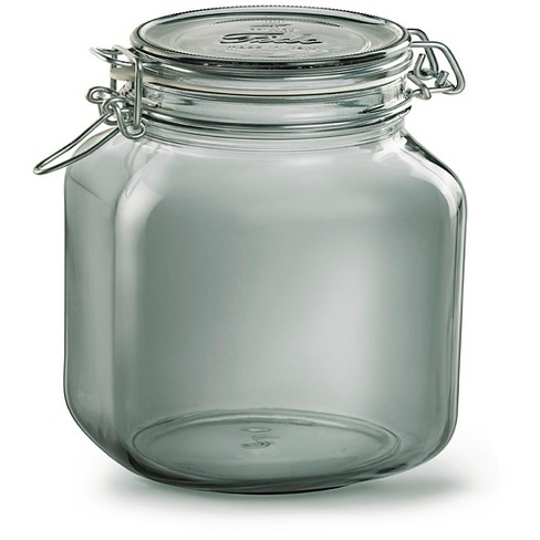 Bormioli Rocco Fido .75 Liter Canning Jar - Charcoal Gray - image 1 of 1